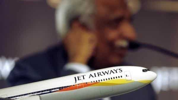 Rating agency Icra Ltd cut the long-term rating on loans and bonds issued by Jet Airways from C to D, after the default announcement. Photo: Reuters