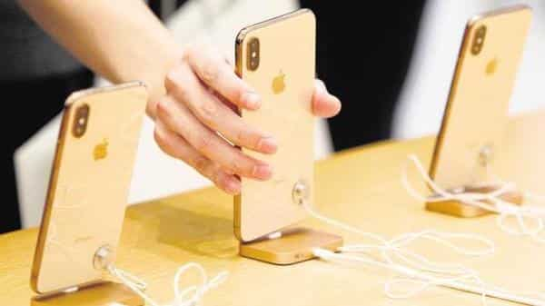 Hon Hai doesn't make any iPhones in India, though its Hong Kong-listed subsidiary FIH Mobile assembles Xiaomi's handsets in the country (Reuters)