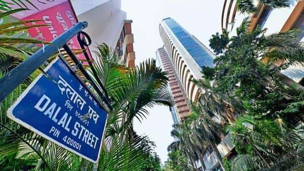 Indian benchmark indices BSE Sense and NSE's Nifty 50 traded lower on Friday. Photo: Mint