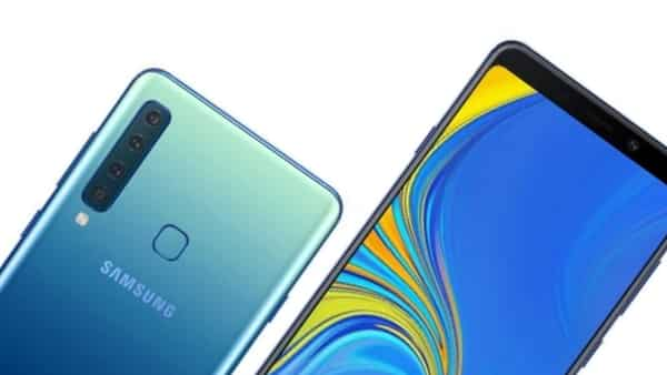The report attributed Samsung's growth to the newly-launched Galaxy A9, the world's first quad rear camera phone which is in direct competition with the OnePlus 6 and OnePlus 6T.