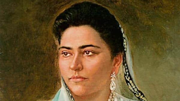 'Unidentified Parsi Lady', M.F. Pithawalla (1906).
