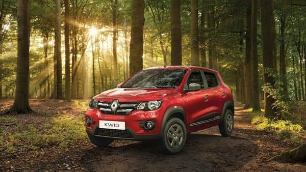 The all new Kwid. Photo: www.renault.co.in