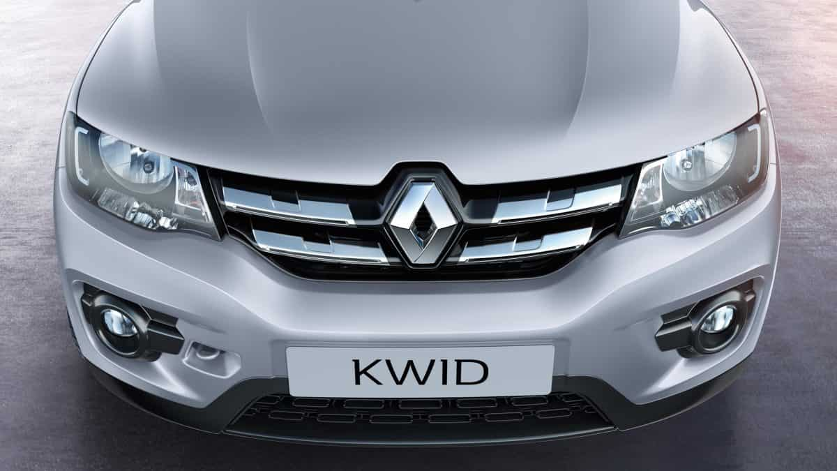 The Renault Kwid is priced the same as the outgoing model, with prices starting at  <span class='webrupee'>₹</span>2.67 lakh. The top-spec 1.0 Climber AMT also costs the same at  <span class='webrupee'>₹</span>4.63 lakh. (Renault)