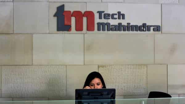 Tech Mahindra shares today surged nearly 7% to 52-week high (Photo: Reuters)