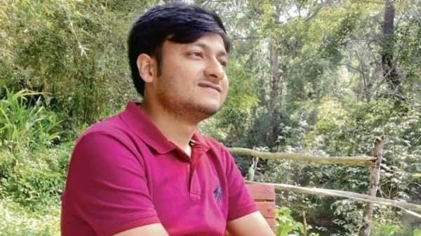 Prashant Dhamale, 27, Assistant professor at NMIMS University