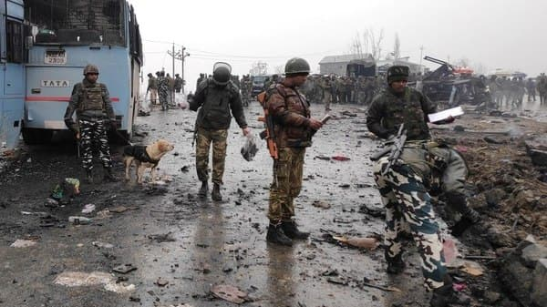 Image result for pulwama