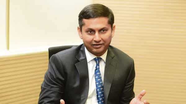 Neeraj Aggarwal, chairman (Asia Pacific) at BCG, is one of the contributors to the venture. (Ramesh Pathania/Mint)