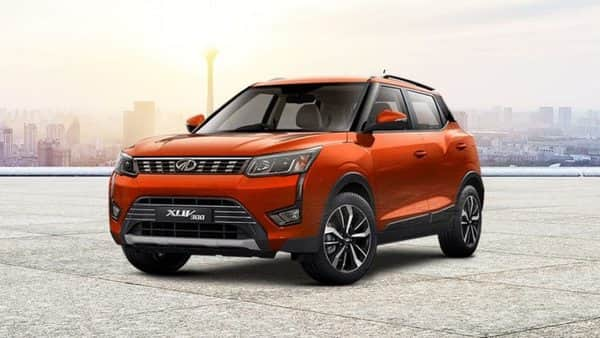 The Mahindra XUV300 is based on the SsangYong Tivoli's X100 platform, which has been modified and altered to fit within the sub-four-metre length. It is also the widest compact SUV in India with the longest wheelbase. (Mahindra)