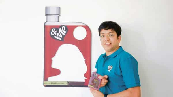Ankur Goyal's brand &Me is specially made for women consumers.ramegowda bopaiah/ mint