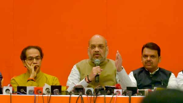 Image result for shivsena BJP