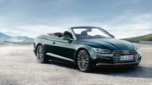 Audi A5 Cabriolet A Convertible With A Good Measure Of Technology