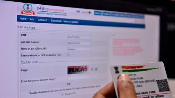 Is your PAN card linked to your Aadhaar number? How to check
