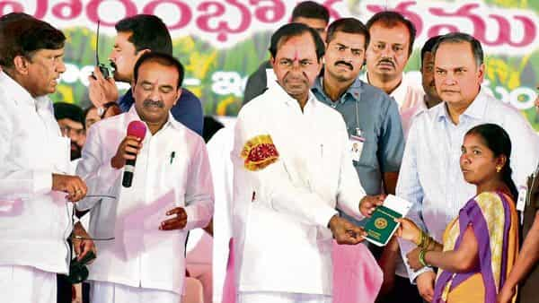 More than 5 million farmers have benefitted from Rythu Bandhu scheme launched by Telangana CM K. Chandrashekar Rao.