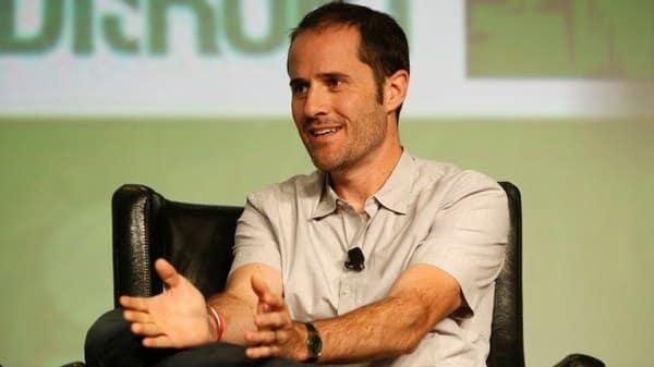 Evan Williams, Jack Dorsey and Biz Stone started Twitter in 2006. (Stephen Lam/Reuters)
