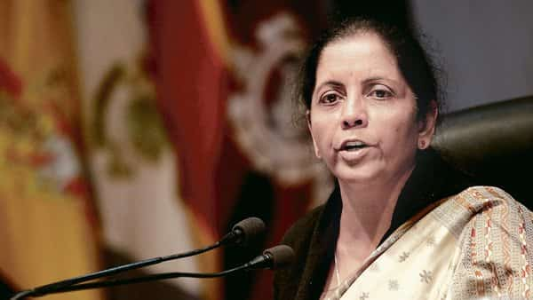 Earlier this week, Sitharaman said that the Modi government has been successful in tackling terror. (AFP)
