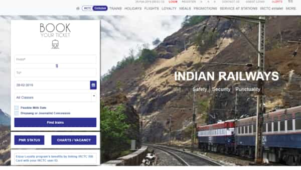 IRCTC's new feature: Check vacant train seats, reservation chart online