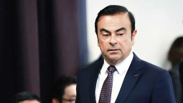 Carlos Ghosn faces as many as 10 years in prison if convicted of several charges.ap