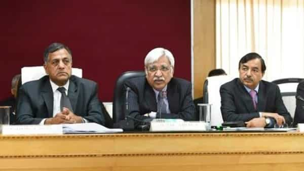 Image result for sunil arora and ashok lavasa