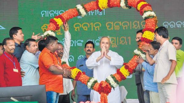 A win in Odisha Elections 2019 will give Biju Janata Dal (BJD) chief and Odisha CM Naveen Patnaik a fifth term. (PTI)
