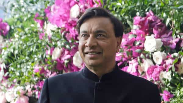 A file photo of CEO of ArcelorMittal Lakshmi Mittal. (AP)