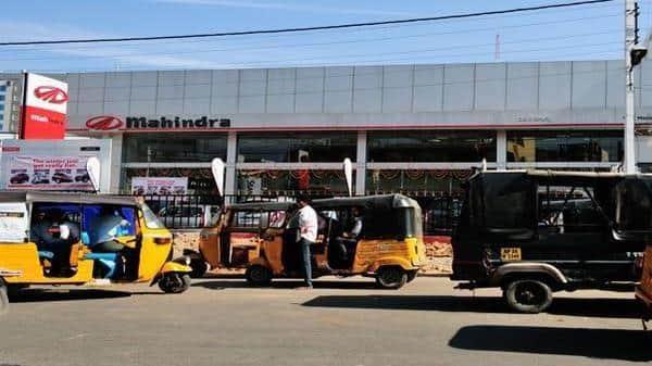 Mahindra CIE Automotive is a joint venture of Mahindra and Madrid-listed CIE Automotive SA. (Priyanka Parashar/Mint)