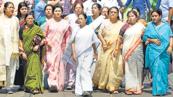 Elections 2019: Women's reservation in politics back on the agenda