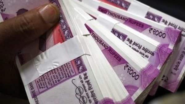 Rupee had closed at 69.89/dollar on Monday