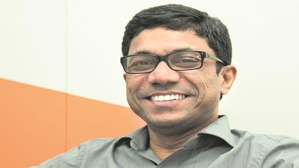 Innoviti CEO Rajeev Agrawal.