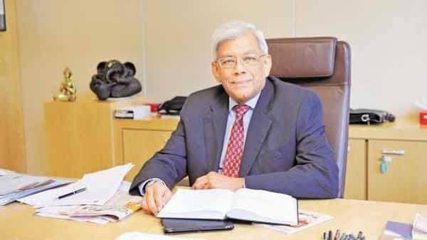 A file photo of HDFC Chairman Deepak Parekh