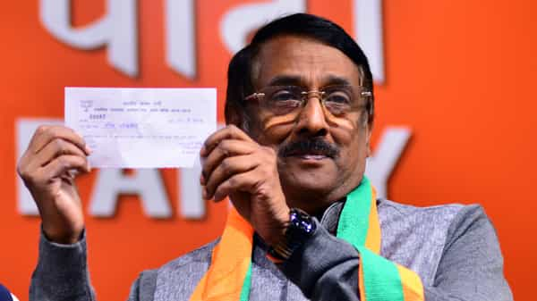 Image result for Tom Vadakkan: (Congress to BJP)