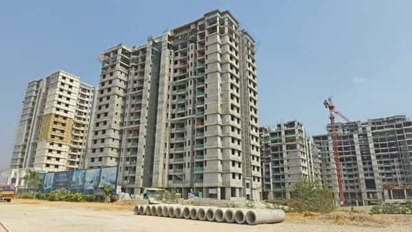The Anarock report attributed the strong growth in affordable housing to various government initiatives under the 'Housing for All by 2022' mission. (Mint)
