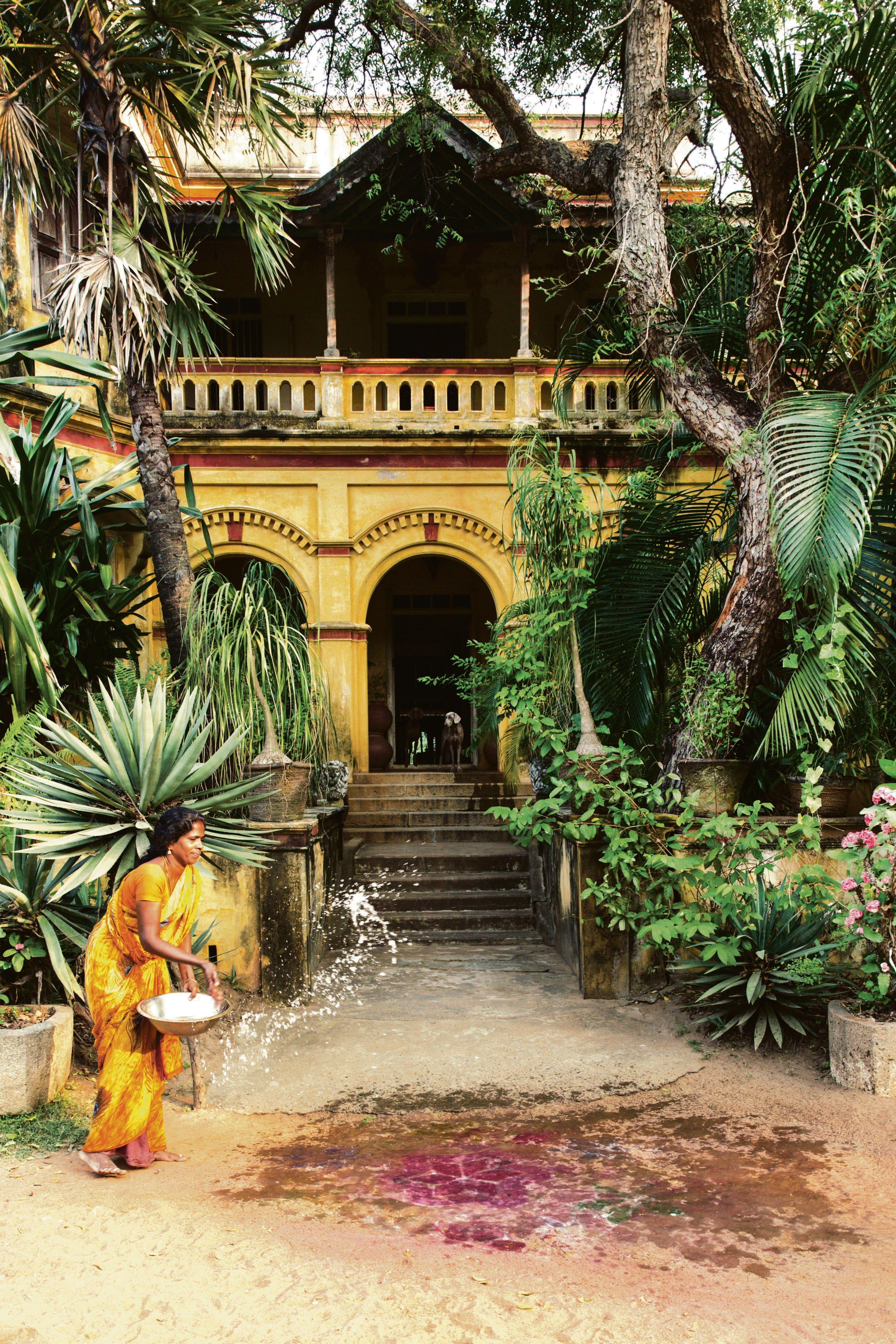 Kandadu House in Kandadu, Tamil Nadu