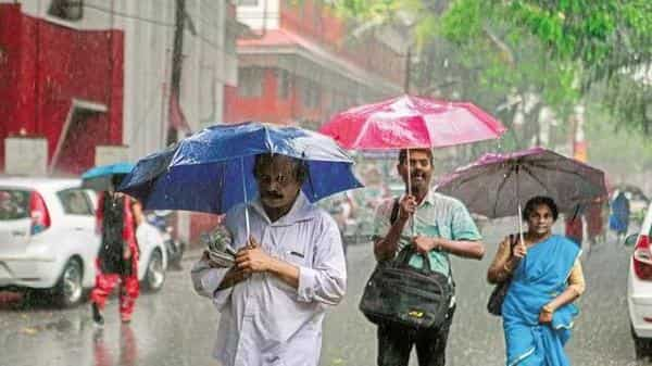 El Nino is associated with lower than normal monsoon rain in India
