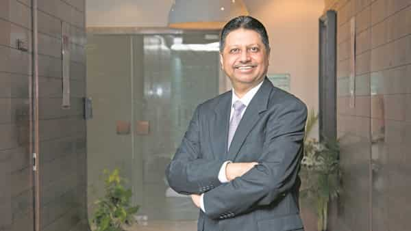 Khushru Jijina, managing director of Piramal Capital and Housing Finance Ltd. (Aniruddha Chowdhury/Mint)