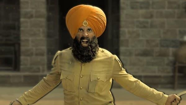 Kesari is the third Hindi war film this year after Uri and Manikarnika