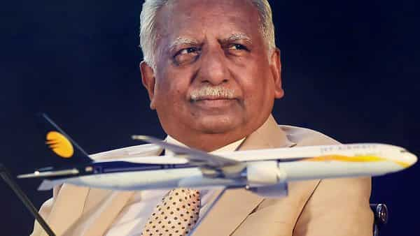 Chairman Naresh Goyal, along with his wife Anita Goyal, have stepped down from the board of Jet Airways. (Reuters)