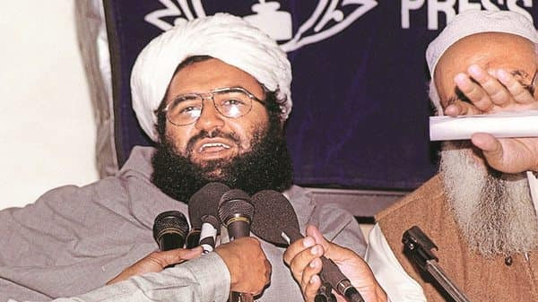China has urged the US not to forcefully move a draft resolution at UNSC to designate Masood Azhar a global terrorist.