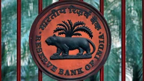 A Reserve Bank of India (RBI) logo. (Reuters)