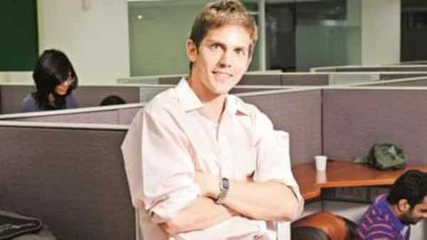 Zoomcar CEO Greg Moran. Zoomcar may also become the second most funded startup in the mobility space, just behind its rival Ola if the ongoing deal succeeds. (Mint)