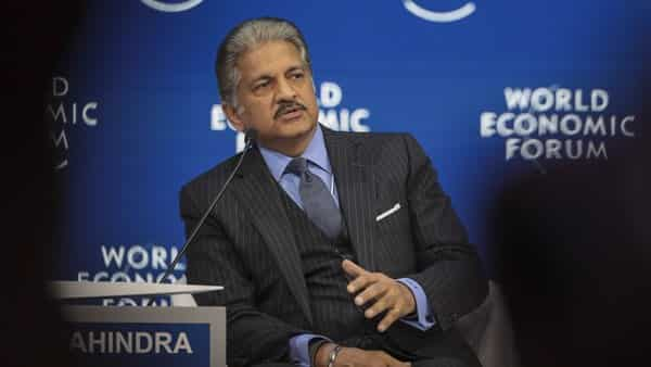 Anand Mahindra's tweet has been retweeted by 3,100 people and 8,500 have liked it. (Bloomberg)