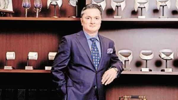 Raymond CMD Gautam Singhania. The diversified group owns 125 acres of land in Thane.