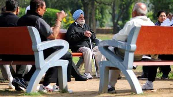 Social security schemes cover initiatives for the elderly such as retirement pension, widow pension and old-age pension among others (Photo for representational purpose only) (Pradeep Gaur/Mint)