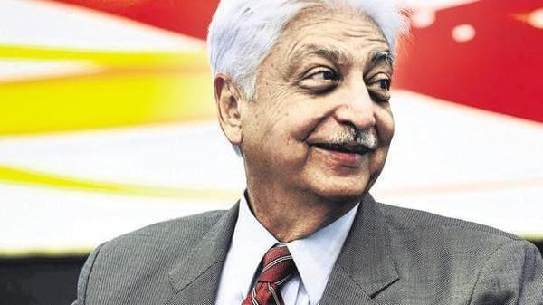 Wipro founder Azim Premji. (AFP)