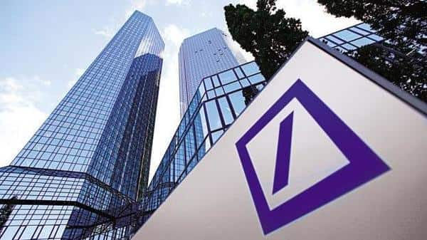 A deal between Deutsche Bank and Commerzbank would give the combined bank a dominant position in its domestic market and improve its cost of funding. (Bloomberg)