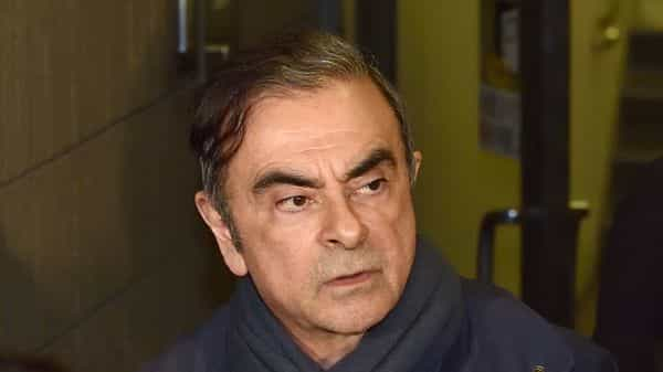 Former Nissan Chairman Carlos Ghosn.  (AFP )