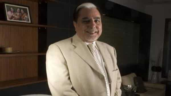 Essel Group chairman Subhash Chandra. Altogether, nine AMCs are exposed to the Essel Group across 87 schemes, including FMPs and open-ended debt funds. (Ramesh Pathania/Mint)