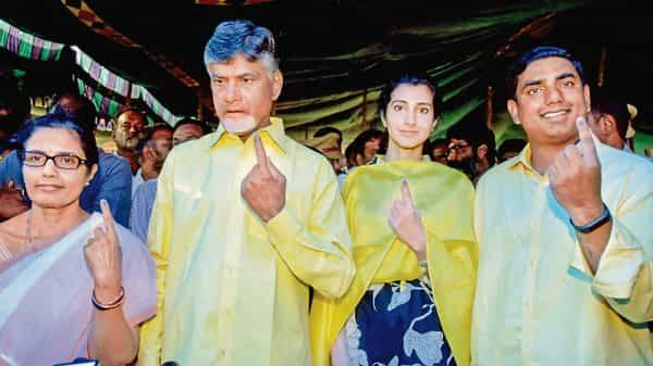 Telangana and Andhra Pradesh vote separately for the first time