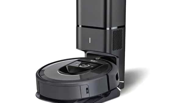 iRobot Roomba i7+: A robot vacuum cleaner that maps your