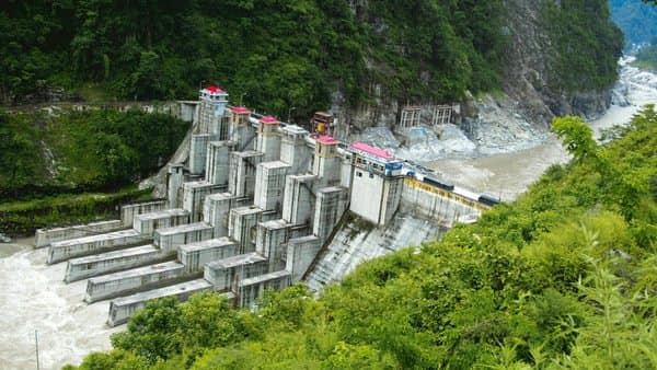 Equis-owned Hydreq owns and operates two hydroelectric plants in Sikkim, which produce a combined 220MW. (AFP )