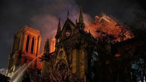 Opinion | Why Gucci and Dior want to rebuild Notre Dame